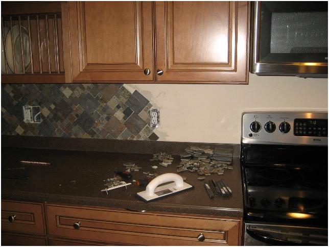 kitchen backsplash edge the tile edges wouldn 39 t be