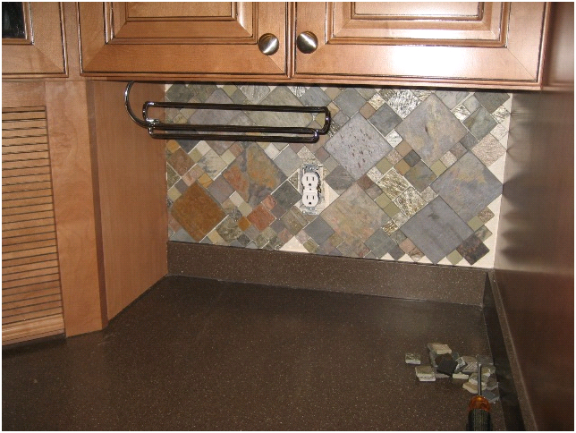 Step by Step Kitchen Backsplash – Skillifier